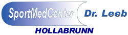 SportMedCenter Hollabrunn – Dr. Gunther Leeb Logo